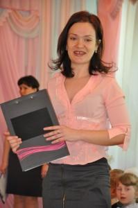 Kursi ritoriki Polina Kuznetsova